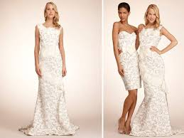 matching wedding dresses ivory bateau neck modified mermaid wedding dress and matching