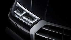 Audi Q5 Headlight - latest 2017 audi q5 teaser reveals adaptive air suspension