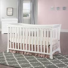 Convertible Crib Sets White New York 2 Convertible Crib Set White Baby