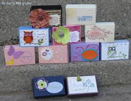 make a gift card how to make a gift card box the crafty stalker