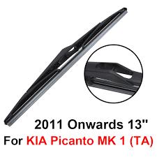 Kia Mk Rear Wiper Blade No Arm For Kia Picanto Mk 1 Ta 2011 Onwards 13