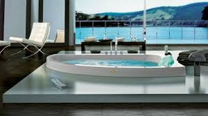 get extravagant bathing sensation through luxurious bathroom