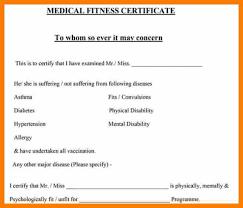 Sample Science Resume by 4 Medical Certificate Sample Science Resume