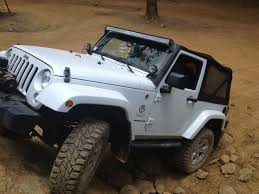 2015 jeep willys lifted 33 vs 35