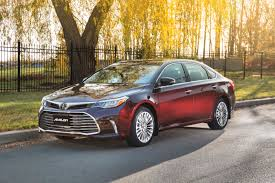 toyota foreign car toyota avalon archives the truth about cars