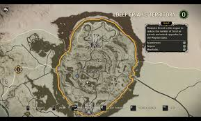 Mad Max Map Steam Community Guide Mad Max Up To The Task Post
