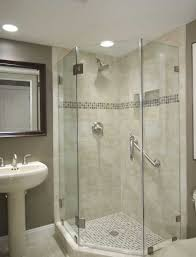 Showers And Bathrooms Corner Showers For Small Bathrooms Complete Ideas Exle
