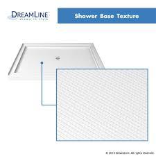 Dreamline Infinity Shower Door by Shower Door Threshold Best Shower
