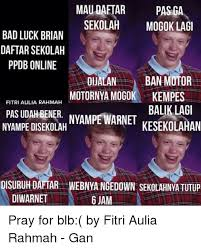 Make Bad Luck Brian Meme - 25 best memes about bad luck brian meme bad luck brian memes