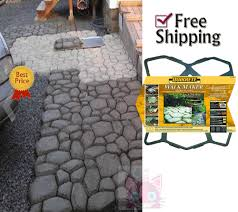 Cobblestone Molds For Sale by Paving Walk Way Pathmate Stone Mold Pavement Concrete Mould