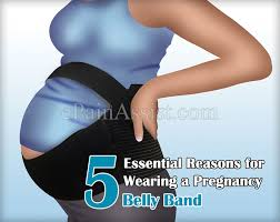 belly band pregnancy 5 essential reasons for wearing a pregnancy belly band