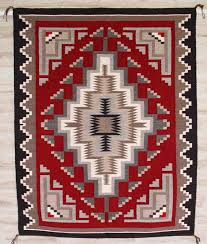 Antique Indian Rugs In The Living