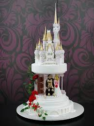 wedding cake castle disney fairytale castle wedding cake story yeners way