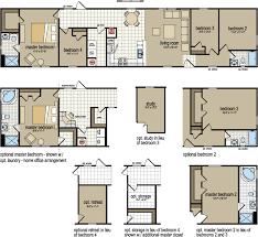 4 bedroom single wide mobile homes luxury home design ideas