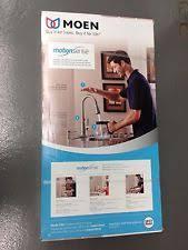 moen motionsense kitchen faucet moen motionsense faucets ebay