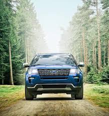 Ford Explorer Blacked Out - 2017 ford explorer suv photos videos colors u0026 360 views