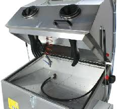 heated parts washer cabinet manual high pressure water parts washer