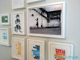 Gallery Wall Frames by Gallery Roundup Gallery Walls Project Nursery