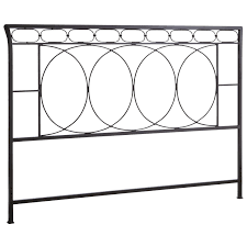 bedrooms wrought iron bed frame wrought iron headboard
