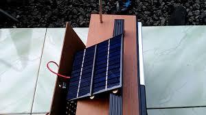 cara membuat powerbank dengan panel surya radio tenaga surya rakitan diy solar powered radio youtube
