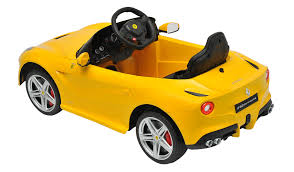ferrari front png magic cars ferrari ride on battery powered rc car w keys