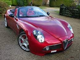alfa romeo 8c file alfa romeo 8c spider red jpg wikimedia commons