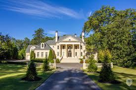 Homes In Buckhead Atlanta Ga For Sale Incomparable Neoclassical Estate In The Heart Of Buckhead In