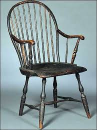 Black Windsor Chairs In The Seat Is Your Antique Windsor A Fake Collectors Weekly