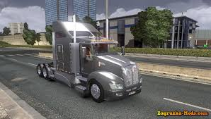 kenworth t660 tractocamion kenworth t660 for ats v1 5 zagruzka mods com