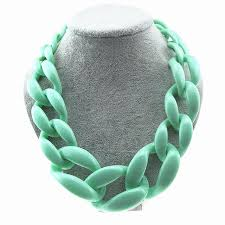 jewelry statement necklace images Ufavoirte jewelry statement necklace chain cord chunky choker jpg