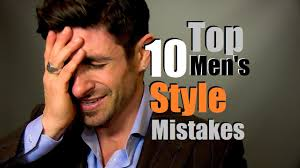 Hairstyles For Men With Big Nose by Top 10 Men U0027s Style Mistakes Most Common Style Mistakes U0026 How To