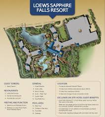 Orlando Area Map Florida by Loews Sapphire Falls Resort Map U0026 Location Sapphire Falls Resort