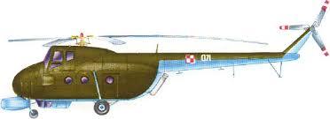 Wings Palette Mil Mi 2 by Wings Palette Mil Mi 4 Z 5 Hound Poland