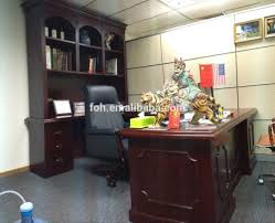 Executive Office Furniture Suites Environment Big Boss Office Furniture Healthy Executive Desk