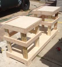 diy table saw stand diy table saw stand on casters the wolven house project