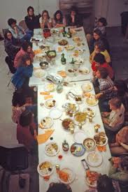 judy chicago dinner table why judy chicago 78 year old feminist godmother of art is