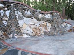 11 best most beautiful retaining wall art work installation images