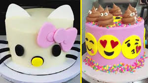 amazing kids cakes compilation 2 amazing cake decorating ideas