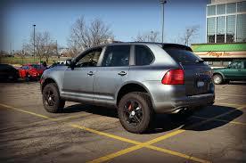 porsche cayenne tire size anyone running a 265 65 r18 6speedonline porsche forum and