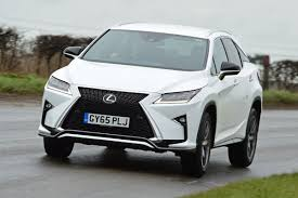 lexus sport uk lexus rx 200t 2016 review auto express