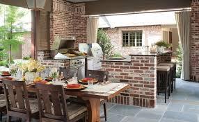Come Arredare Una Casa Rustica by Cucina In Muratura U2022 70 Idee Per Cucine Stile Moderno Rustico