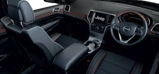 jeep grand interior jeep grand cherokee comfortable interior features