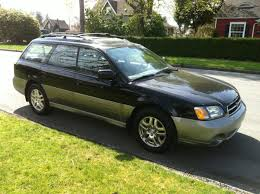 black subaru 2001 subaru outback limited in black awd auto sales
