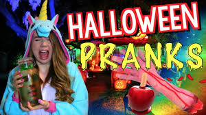top halloween pranks to try on family u0026 friends youtube