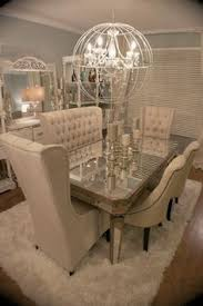 mirror dining room table creative design mirrored dining room table fashionable glam room i