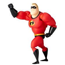 revoltech pixar 04 incredibles incredible action