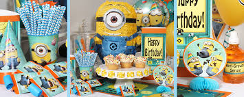 minions party supplies minions cups 8 at dollar carousel