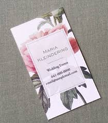 floral business card blogging conference and business cards at home with