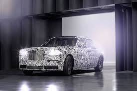 the wealthy are healthy rolls royce posts uk sales record by car