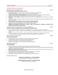 Law Resume Examples by Leading Professional Receptionist Cover Letter Examples Law